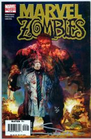Marvel Zombies #1 Hulk Variant Dynamic Forces Signed Suydam DF COA Ltd 20 comic book
